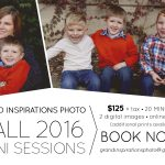 advertisement, grand inspirations photo, children, boys, family photo