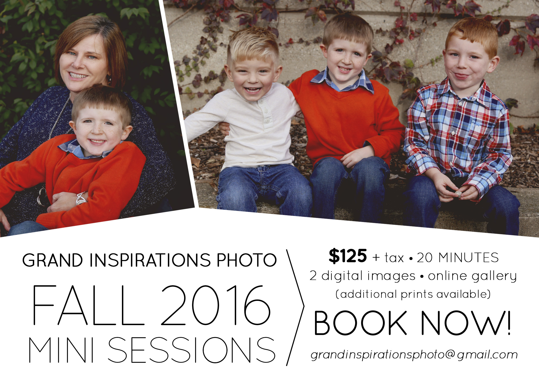 Fall Mini Sessions | Cincinnati Photographer